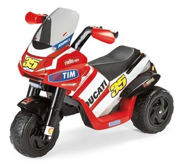 Peg Perego Ducati Desmosedici 6V  elektromos jármű - Brendon - 12923