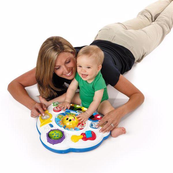 Baby Einstein Discovery Music Activity Table  stolík na rozvíjanie schopností - Brendon - 13318