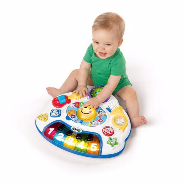 Baby Einstein Discovery Music Activity Table  stolík na rozvíjanie schopností - Brendon - 13320