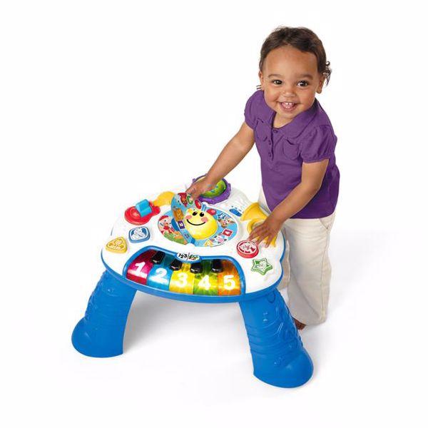 Baby Einstein Discovery Music Activity Table  stolík na rozvíjanie schopností - Brendon - 13321