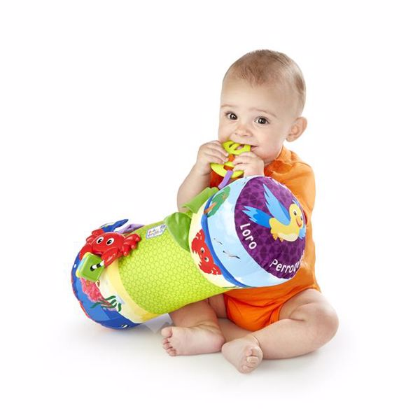 Baby Einstein Rhythm of the Reef Prop Pillow  hrkajúca hračka - Brendon - 13324