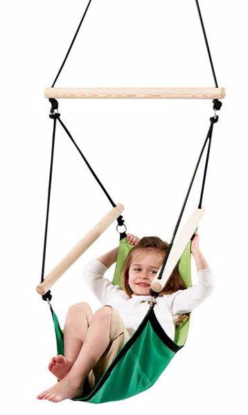 Amazonas Kid's Swinger Green hojdačka - Brendon - 13461