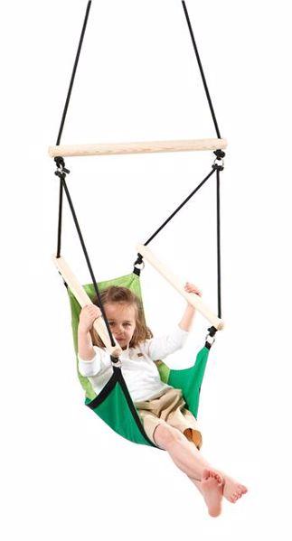 Amazonas Kid's Swinger Green hojdačka - Brendon - 13462