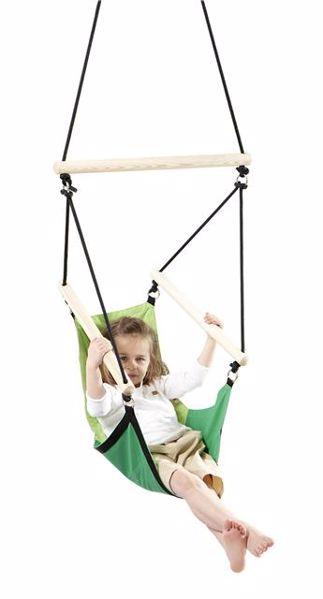 Amazonas Kid's Swinger Green hojdačka - Brendon - 13463