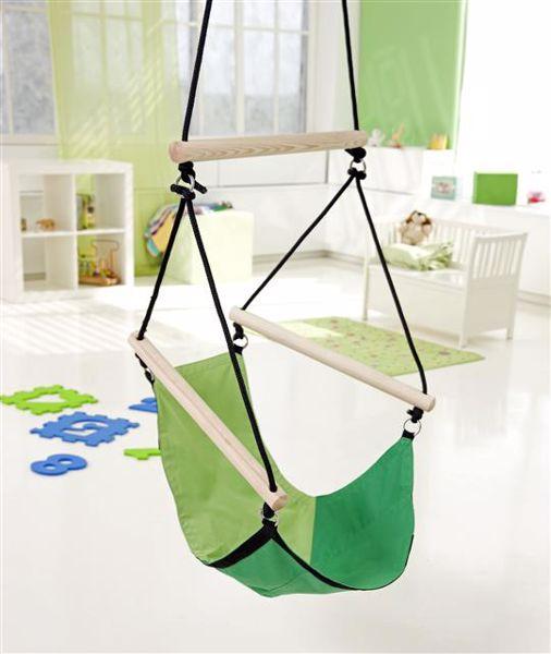 Amazonas Kid's Swinger Green hojdačka - Brendon - 13465