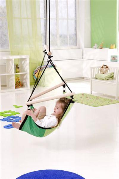 Amazonas Kid's Swinger Green hojdačka - Brendon - 13466