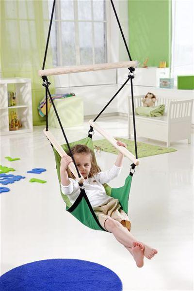 Amazonas Kid's Swinger Green hojdačka - Brendon - 13468