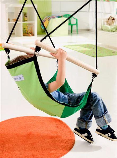 Amazonas Kid's Swinger Green hojdačka - Brendon - 13471