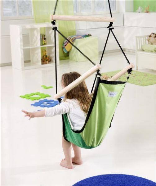 Amazonas Kid's Swinger Green hojdačka - Brendon - 13472