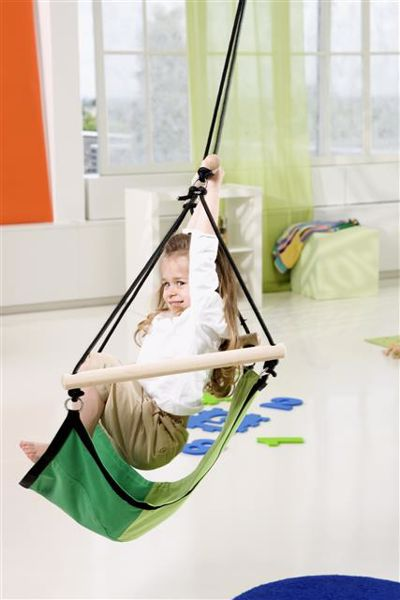 Amazonas Kid's Swinger Green hojdačka - Brendon - 13473
