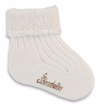Sterntaler 8301450 903 Off White  ponožky - Brendon - 13815