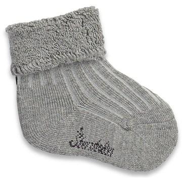 Sterntaler 8301450 542 Grey ponožky - Brendon - 13816
