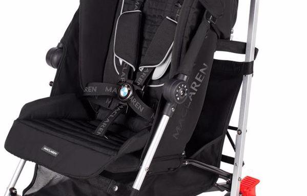 Maclaren BMW Buggy Black babakocsi - Brendon - 15644