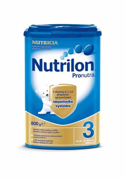 Nutrilon 3 800g  kojenecké mlieko - Brendon - 16116