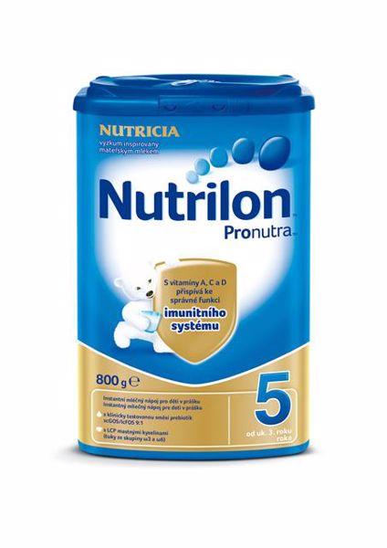 Nutrilon 5 800g  kojenecké mlieko - Brendon - 16123