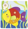 Picture of Goki Lift-out puzzle fish forma- és színegyeztető