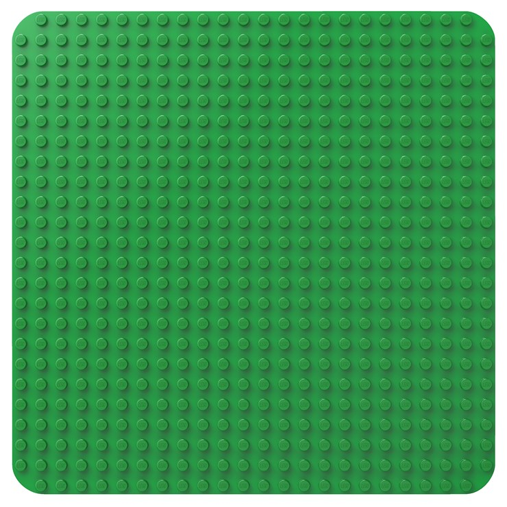 LEGO DUPLO Large Building Plate (24x24studs) 2304 Green stavebnica - Brendon - 19565