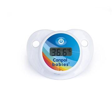 Canpol babies Digital Soother Thermoteter  lázmérős cumi - Brendon - 21229