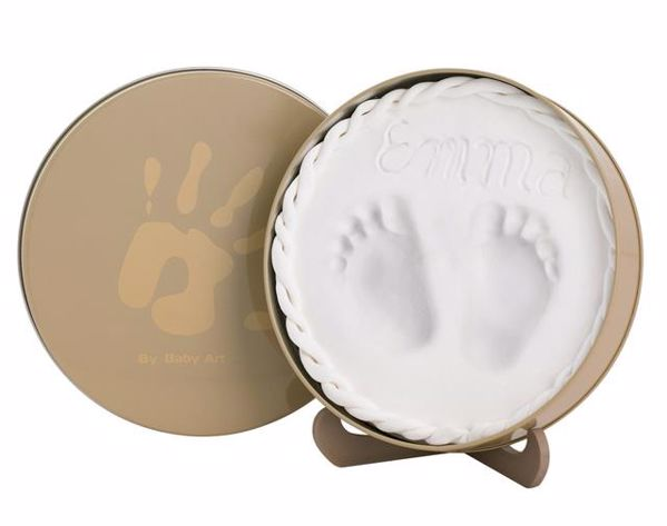 Baby Art Magic Box Taupe Sada na odtlačky - Brendon - 22145