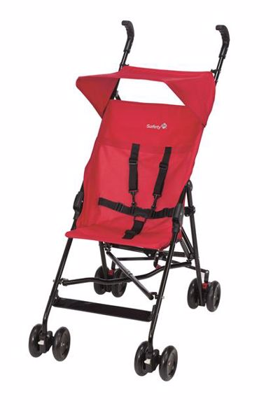 Safety 1st Pep s Buggy + Canopy Plain Red babakocsi - Brendon - 24184 ... e911ce0d30