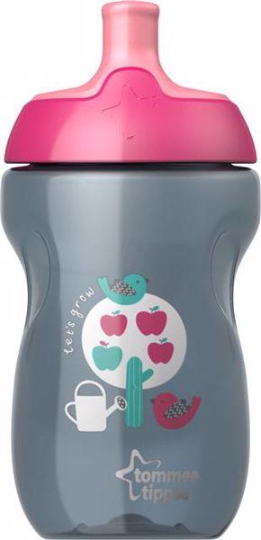 Tommee Tippee Explora New Sport cup 300 ml  mixed color itatópohár - Brendon - 24537