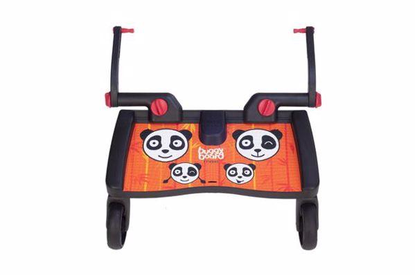 Lascal Maxi Fix+Extender Panda Jungle testvérfellépő - Brendon - 24595