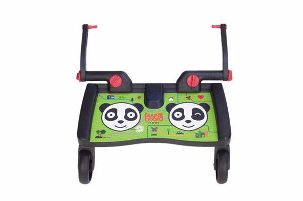 Lascal Maxi Fix+Extender Panda City testvérfellépő - Brendon - 24596