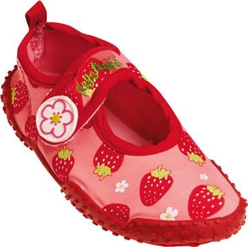 d4507fafa348 Playshoes 174757 900 Strawberry plážová obuv