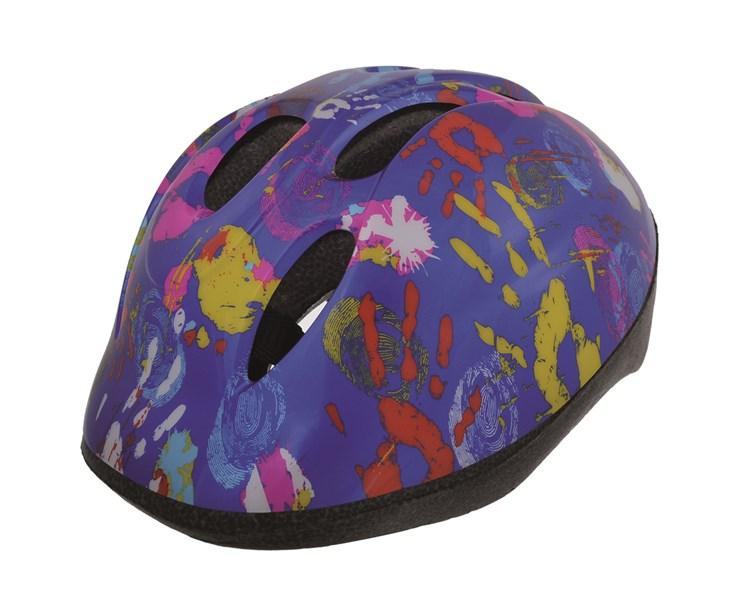 Bellelli Baby Helmet M blue palms prilba - Brendon - 25480