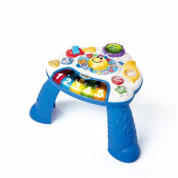 Baby Einstein Discovery Music Activity Table  stolík na rozvíjanie schopností - Brendon - 25629