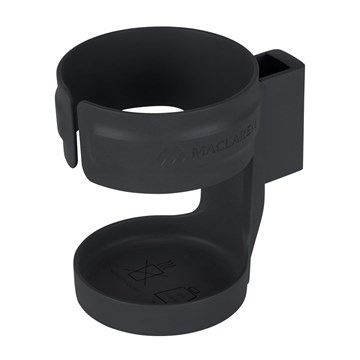 Maclaren Hard Cup Holder - Plain Black cumisüvegtartó - Brendon - 27418