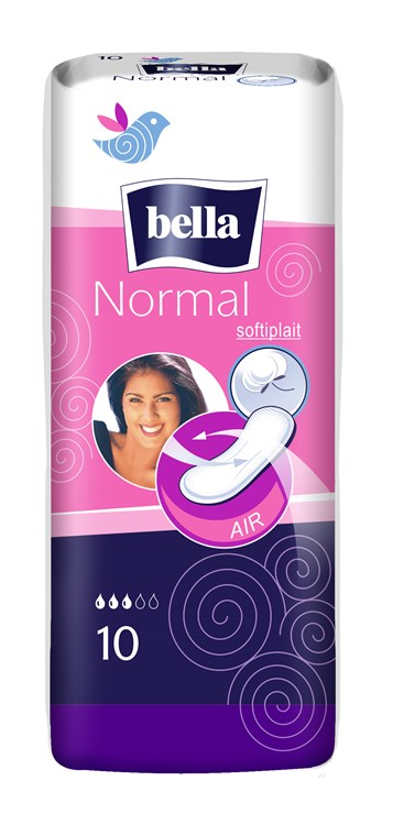 Bella Normal 10 pcs  egészségügyi betét - Brendon - 27705