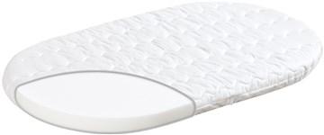 Träumeland 73 x 28 x 5 Carry Cot Basic Wash  molitanový matrac - Brendon - 28343