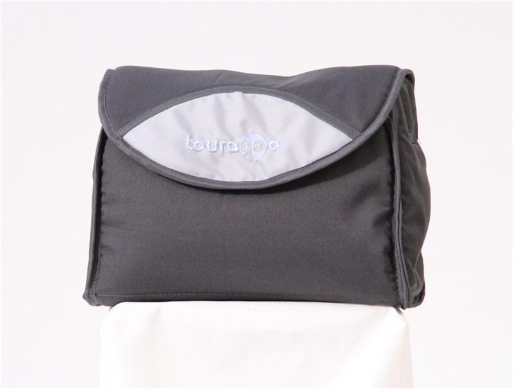 Touragoo Shop Grey taška na plienky - Brendon - 28907