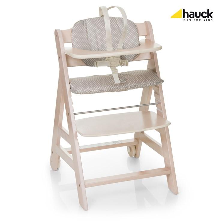 ... Hauck Beta+ Whitewashed   dots etetőszék fa - Brendon - 30300 ... b33e85db60