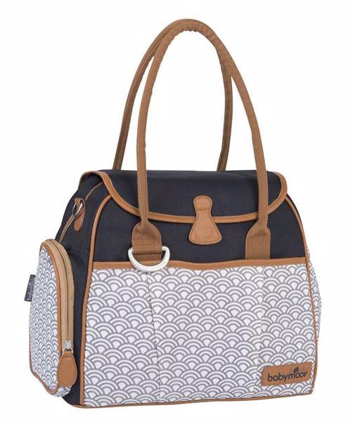 Babymoov Style bag black pelenkázótáska - Brendon - 30314