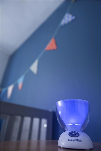 Babymoov Project Night Lite blue altató játék - Brendon - 30498