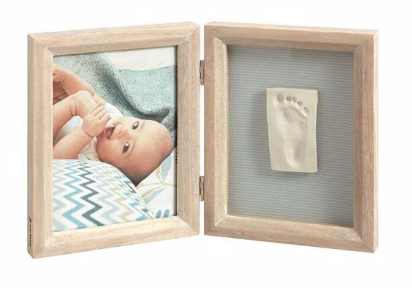 Baby Art My Baby Touch Simple White Stormy fényképtartó - Brendon - 30661
