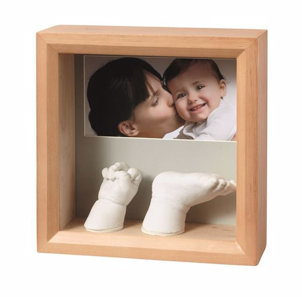 Baby Art Photo sculpture frame Honey lenyomatkészítő - Brendon - 30663