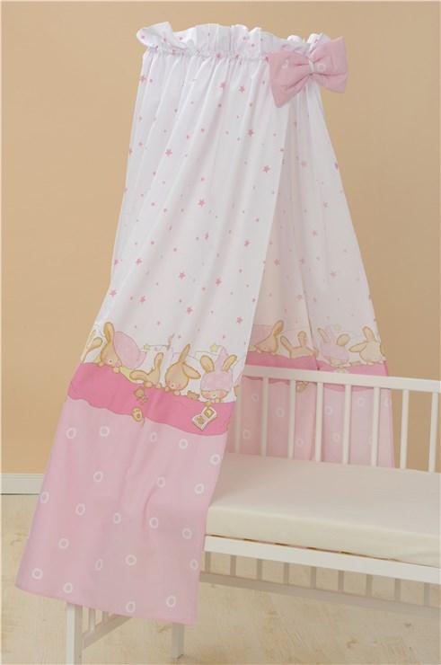 Bollaby BFT Bunny Rose baldachýnová záclona - Brendon - 31205