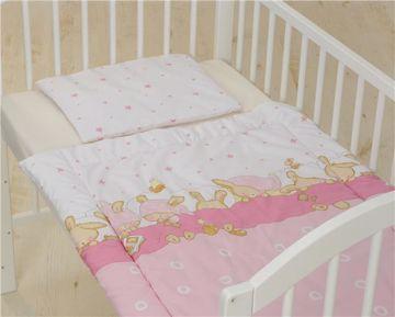 Bollaby HUK-M/70*90 Bunny Rose posteľná bielizeň - Brendon - 31209