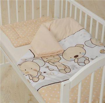 Brendon HUN-M/90*130 Hello Baby posteľná bielizeň - Brendon - 31230