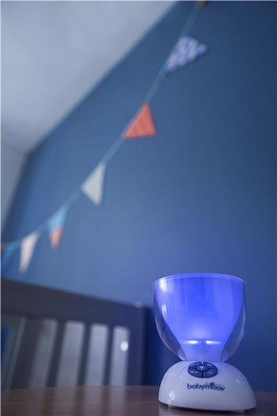 Babymoov Project Night Lite blue hračka na uspávanie - Brendon - 31498