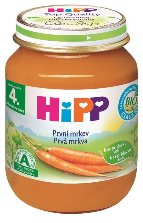 Hipp Baby Carrot 125g  detská strava - Brendon - 32000