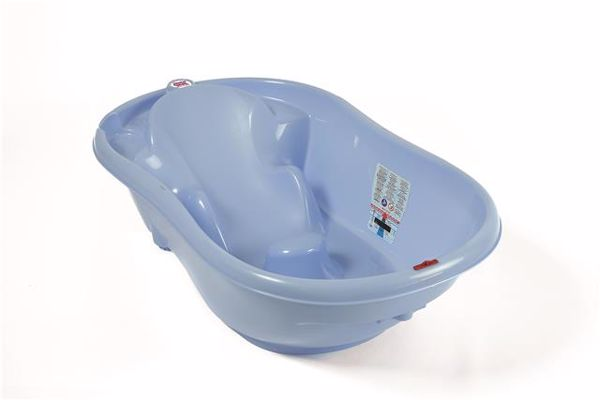 OK Baby Onda new style light blue kád - Brendon - 33456