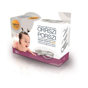 Orrszi Porszi Plastic Set with Brush 0 m+  nosná odsávačka na vysavač - Brendon - 34132