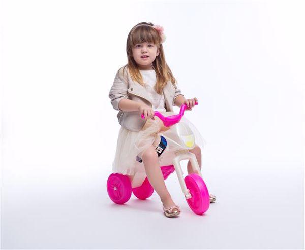 Touragoo Mini pearl pink kismotor - Brendon - 36048