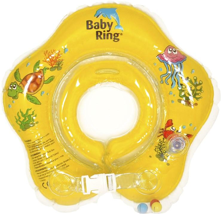 Baby Ring Small yellow úszógumi - Brendon - 36055