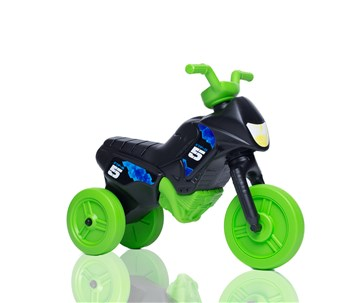 Touragoo Mini black green kismotor - Brendon - 36319