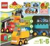 LEGO DUPLO My First Cars and Trucks 10816  építőjáték - Brendon - 36464